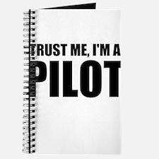 Trust Me, I'm A Pilot Journal