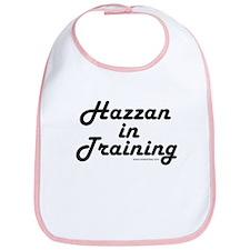 Hazzan in Training Bib