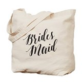Bridesmaids Regular Canvas Tote Bag
