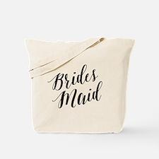 Cute Bridesmaid Tote Bag