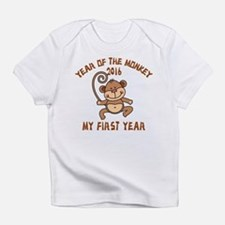 Born Year of The Monkey 2016 Infant T-Shirt