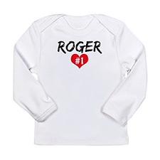 Unique Roger Long Sleeve Infant T-Shirt