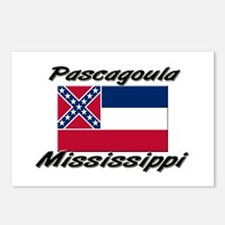 Pascagoula Mississippi Postcards (Package of 8)