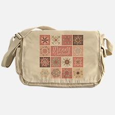 Unique Merry christmas Messenger Bag