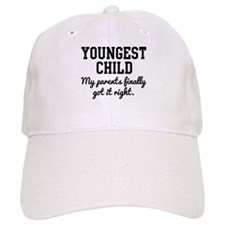 Youngest Child Baseball Cap