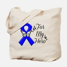 Rectal Cancer For My Hero Tote Bag