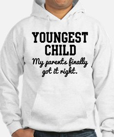 Youngest Child Jumper Hoody