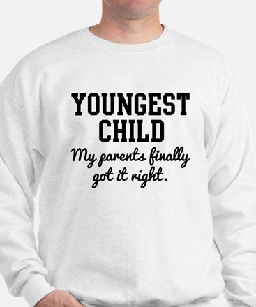 Youngest Child Jumper