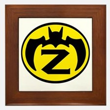 Unique Super hero Framed Tile