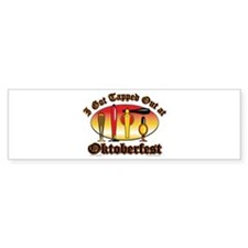 Oktoberfest Tappers Stickers