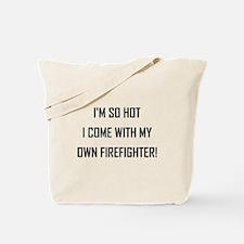 I'M SO HOT Tote Bag