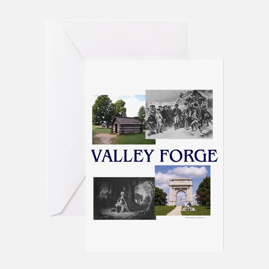 ABH Valley Forge Greeting Card