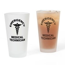 EMT Drinking Glass