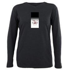Twilight Girl Collection Plus Size Long Sleeve Tee