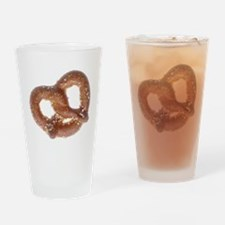 Cool These pretzels making me thirsty Drinking Glass