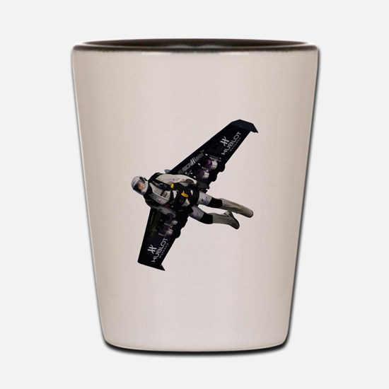 Cute Wingman Shot Glass