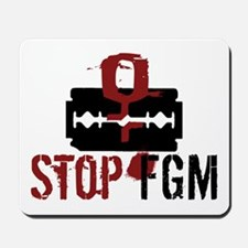 STOP FGM Mousepad