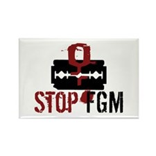 STOP FGM Rectangle Magnet