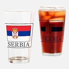 Cute Beograd Drinking Glass