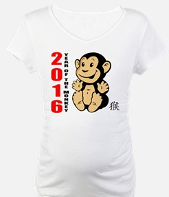 2016 Year of The Monkey Baby Shirt