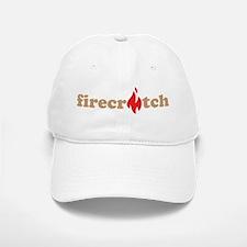 Firecrotch Baseball Baseball Cap