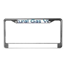 Unique Cng License Plate Frame