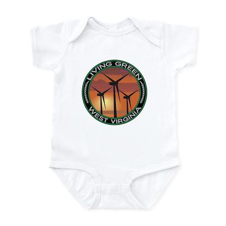 Living Green West Virginia Wind Power Infant Bodys