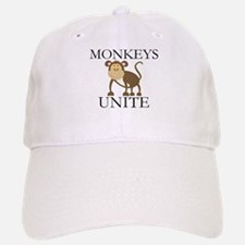 Funny Year of The Monkey Baseball Baseball Cap
