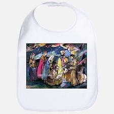 Funny Nativity Bib