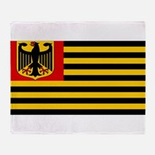 US of Deutschland Throw Blanket