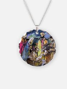 Unique Catholic order Necklace