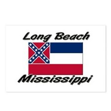Long Beach Mississippi Postcards (Package of 8)