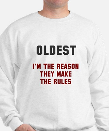 Oldest Middle Youngest Rules Jumper
