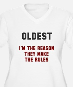 Oldest Middle You T-Shirt