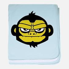 gorilla baby blanket