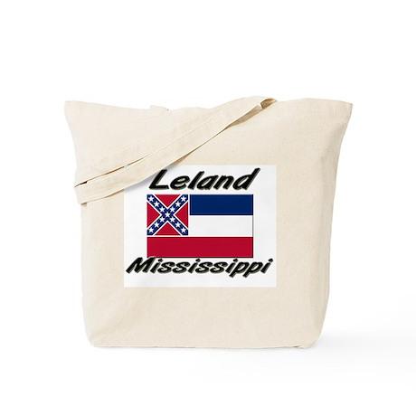 Leland Mississippi Tote Bag