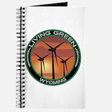Living Green Wyoming Wind Power Journal