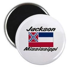Jackson Mississippi Magnet