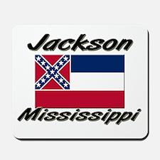 Jackson Mississippi Mousepad