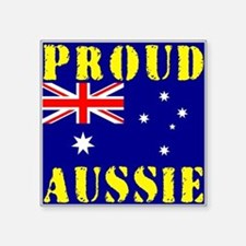 Proud Aussie Sticker