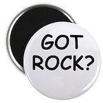 GOT ROCK? Magnet