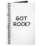 GOT ROCK? Journal