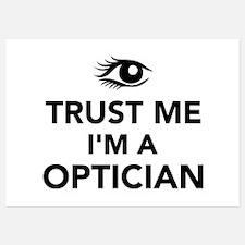 Trust me I'm a Optician Invitations