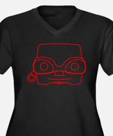 ViewMaster Plus Size T-Shirt