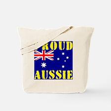 Proud Aussie Tote Bag