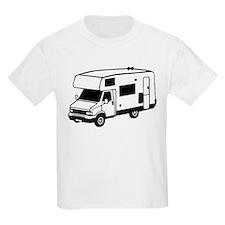 camping car motorhome T-Shirt