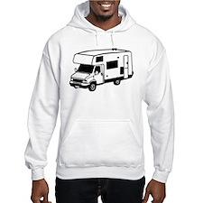 camping car motorhome Hoodie
