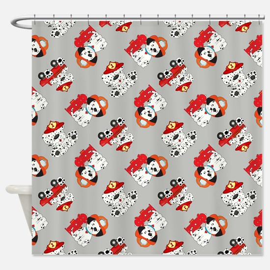 DALMATIONS Shower Curtain
