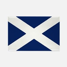 Cool Scottish Rectangle Magnet