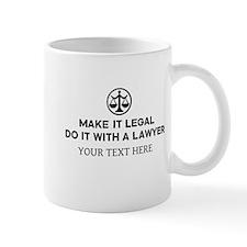 Funny Lawyer Mug Mugs